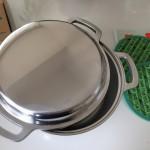 無駄が無い万能鍋!【ムスイ】の『無水鍋』で炊いたごはんが本当に美味しい!