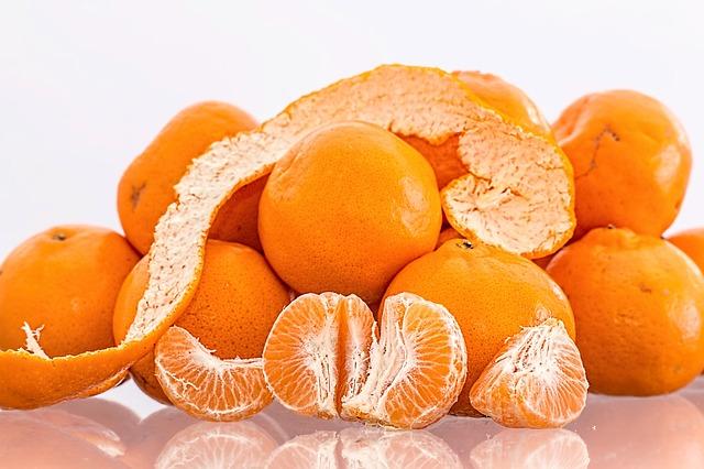 tangerine-