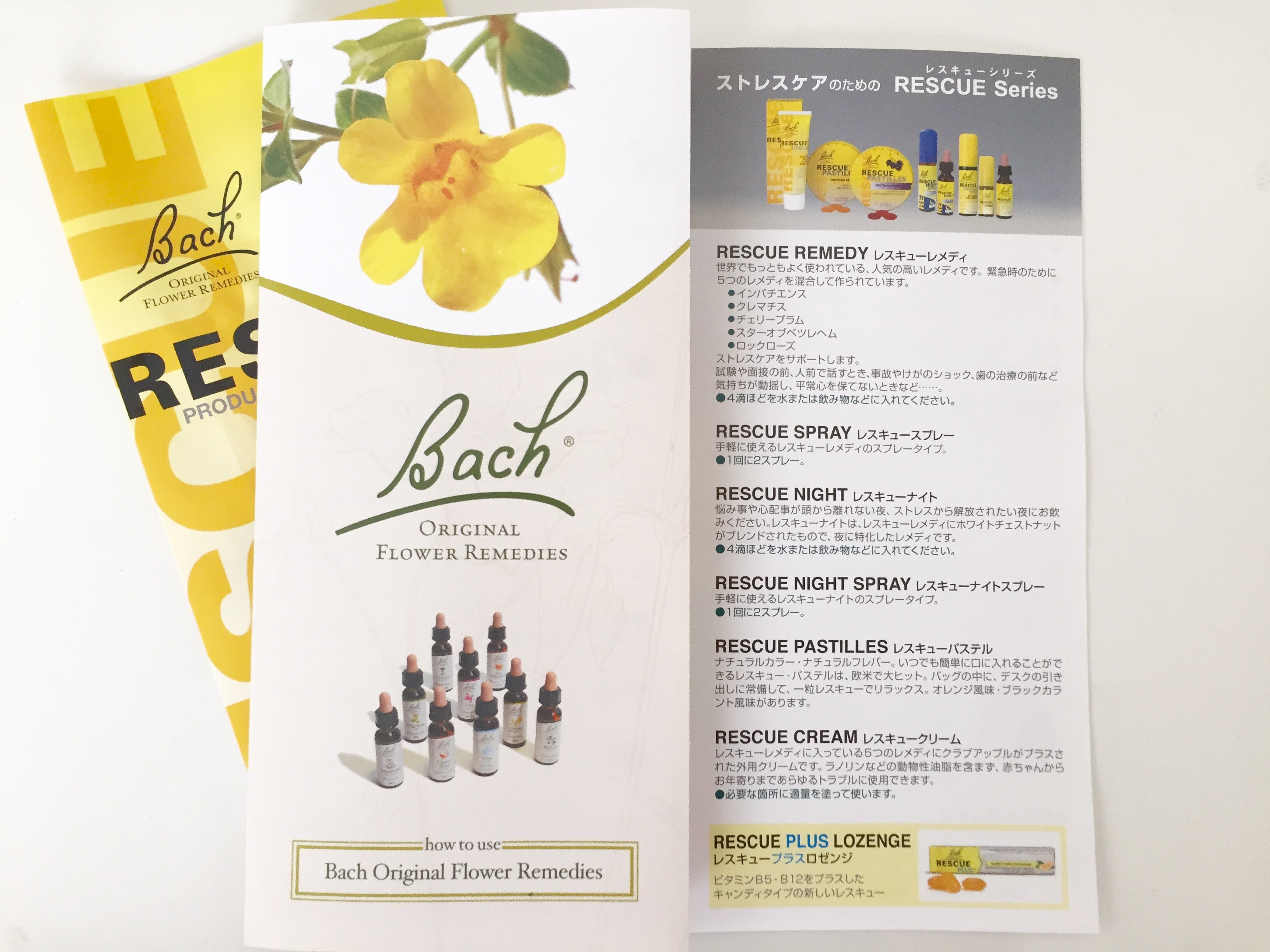Bach-Flower-Remedies